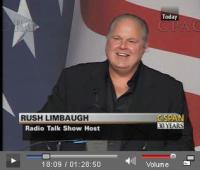 video: Rush's speech - 2/28/09